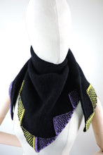 Triangle edge neckerchief