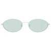 Ann Demeulemeester 62 C7 Cat Eye Sunglasses
