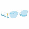 Alessandra Rich 1 C7 Rectangular Sunglasses
