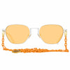 Alessandra Rich 1 C9 Rectangular Sunglasses