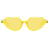 Dries Van Noten 178 C7 Cat Eye Sunglasses