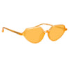 Dries Van Noten 178 C9 Cat Eye Sunglasses