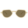Dries Van Noten 183 C4 Angular Sunglasses