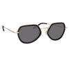 Dries Van Noten 186 C1 Angular Sunglasses