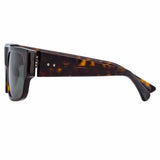 Dries Van Noten 189 C5 Rectangular Sunglasses