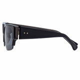 Dries Van Noten 190 C1 Rectangular Sunglasses