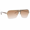 Dries Van Noten 192 C5 Aviator Sunglasses