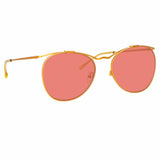 Dries Van Noten 194 C3 Cat Eye Sunglasses