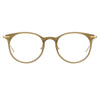 Linda Farrow Linear Childs C8 Optical D-Frame