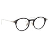 Linda Farrow Linear 06 C2 Oval Optical Frame
