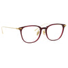 Linda Farrow Linear Wright A C4 Rectangular Optical Frame