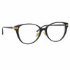 Linda Farrow Linear 26 C1 Cat Eye Optical Frame