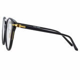 Linda Farrow Linear 26A C1 Cat Eye Optical Frame