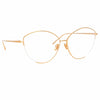 Linda Farrow 1008 C3 Cat Eye Optical Frame