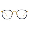 Linds Farrow 562 C8 Oval Optical Frame