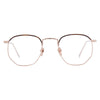 Linda Farrow 586 C4 Angular Optical Frame