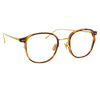 Linda Farrow Yasmine C6 Square Optical Frame
