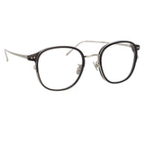 Linda Farrow Yasmine C8 Square Optical Frame