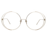 Linda Farrow 816 C10 Round Optical Frame