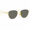 Linda Farrow 819 C20 Square Sunglasses