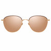 Linda Farrow Raif C23 Square Sunglasses