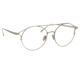 Linda Farrow 825 C9 Oval Optical Frame
