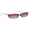 Linda Farrow 838 C10 Rectangular Sunglasses