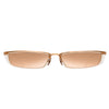 Linda Farrow Issa C4 Rectangular Sunglasses