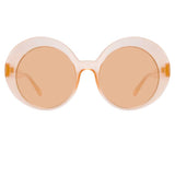 Linda Farrow 844 C3 Oversized Sunglasses