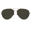 Linda Farrow Pine C7 Aviator Sunglasses