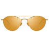 Linda Farrow 876 C1 Aviator Sunglasses