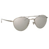 Linda Farrow 876 C2 Aviator Sunglasses