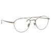 Linda Farrow 876 C9 Aviator Optical Frame