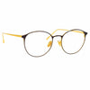 Linda Farrow Astley C1 Oval Optical Frame
