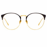 Linda Farrow Tempest C1 Oval Optical Frame