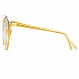 Linda Farrow 882 C1 Oval Optical Frame