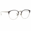 Linda Farrow Tempest C2 Oval Optical Frame