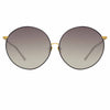 Linda Farrow 891 C1 Oversized Sunglasses