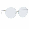 Linda Farrow 891 C4 Oversized Sunglasses