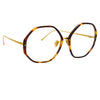 Linda Farrow Alona C11 Oversized Optical Frame