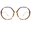 Linda Farrow 901 C11 Oversized Optical Frame