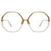 Linda Farrow 901 C12 Oversized Optical Frame