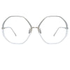 Linda Farrow 901 C13 Oversized Optical Frame
