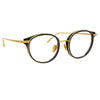 Linda Farrow 911 C6 D-Frame Optical Frame