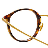 Linda Farrow 911 C7 D-Frame Optical Frame