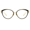Linda Farrow 912 C6 Cat Eye Optical Frame