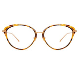 Linda Farrow 912 C7 Cat Eye Optical Frame