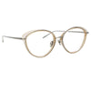 Linda Farrow 912 C8 Cat Eye Optical Frame