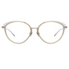 Linda Farrow Ivy C8 Cat Eye Optical Frame