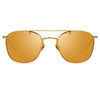 Linda Farrow Anton C1 Cat Eye Sunglasses